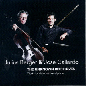 The unknown Beethoven Works for violoncello and piano / Challenge Classics