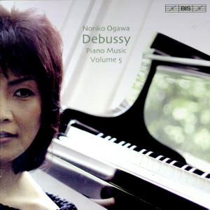 Debussy, Piano Music Volume 5 / BIS