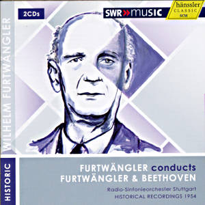 Furtwängler conducts Furtwängler & Beethoven / SWRmusic