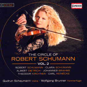 The Circle of Robert Schumann Vol. 2 / Capriccio