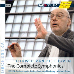 Ludwig van Beethoven, The Complete Symphonies / SWRmusic