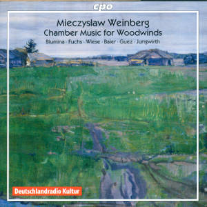 Mieczyslaw Weinberg, Chamber Music for Woodwinds / cpo