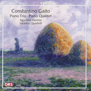 Constantino Gaito, Chamber Works for Piano & Strings / cpo