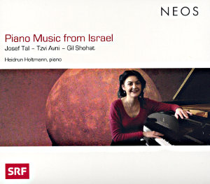 Piano Music from Israel / Neos