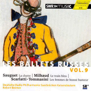 Diaghilev, Les Ballets Russes Vol. IX / SWRmusic