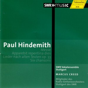 Paul Hindemith, Messe / SWRmusic