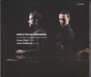 Mieczyslaw Weinberg, Complete Sonatas and Works / Challenge Records