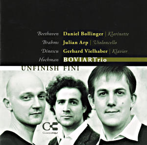 Boviar Trio Unfinish Fini / Classicclips