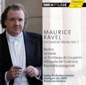 Maurice Ravel Orchestral Works Vol. 1 / SWRmusic
