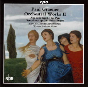 Paul Graener Orchestral Works Vol. 2 / cpo