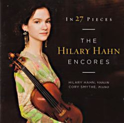 The Hilary Hahn Encores / DG