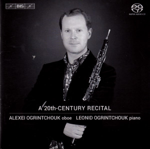 A 20th-Century Recital / BIS