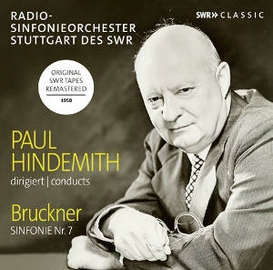 Paul Hindemith conducts Bruckner / SWRclassic