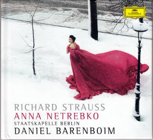 Richard Strauss Anna Netrebko / DG