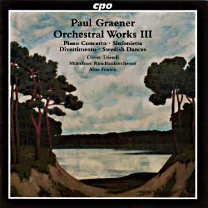 Paul Graener Orchestral Works III / cpo