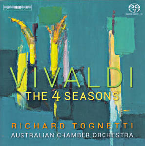 Vivaldi The 4 Seasons / BIS