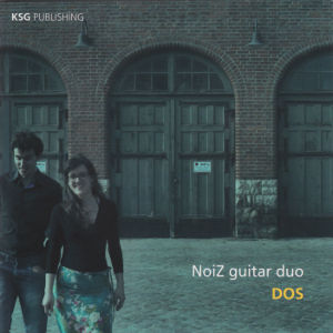 NoiZ guitar duo DOS / KSG Publishing