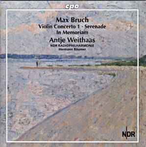 Max Bruch, Complete Works for Violin & Orchestra Vol. 2 / cpo