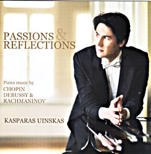 Passions & Reflections, Piano music by Chopin, Debussy & Rachmaninov / STONE records