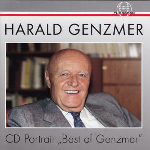 Harald Genzmer, CD Portrait Best of Genzmer / Thorofon