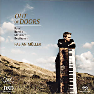 Out of Doors, Fabian Müller / Piano / Ars Produktion