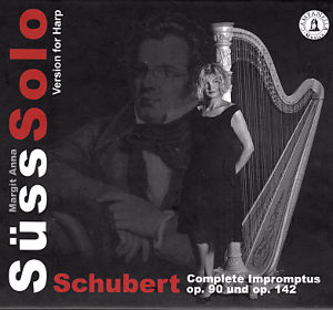 Margit Anna Süss Solo, Version for Harp / Campanella musica