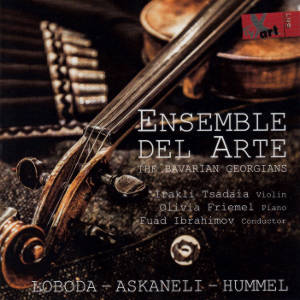 Ensemble del Arte, The Bavarian Georgians / TYXart