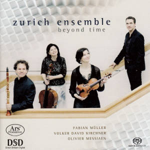 zurich ensemble, beyond time / Ars Produktion