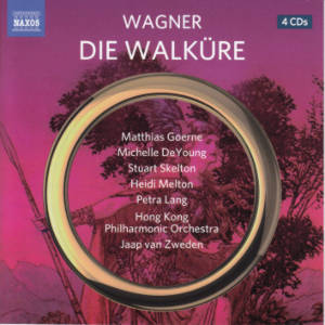 Richard Wagner, Die Walküre / Naxos