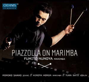 Piazzolla on Marimba / OehmsClassics