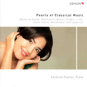 Pearls of Classical Music, Works by Haydn, Beethoven, Weber, Chopin, Liszt, Saint-Saëns, Moszkowsky and Lyapunov / Genuin