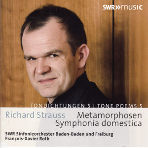Richard Strauss • Tondichtungen 5, Metamorphosen • Symphonia domestica / SWRmusic