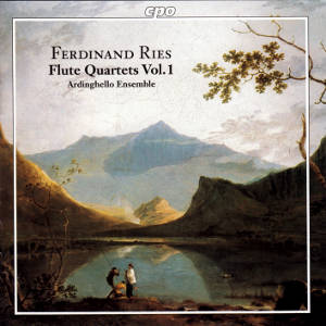 Ferdinand Ries, Complete Chamber Music for Flute & String Trio Vol. 1 / cpo