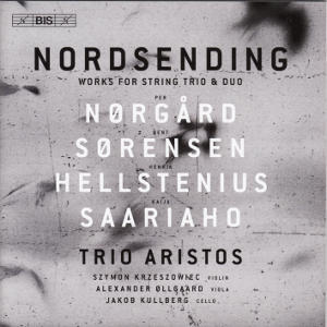 Nordsending, Works for String Trio & Duo / BIS