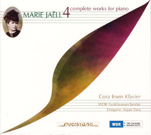 Marie Jaëll 4, complete works for piano / Querstand