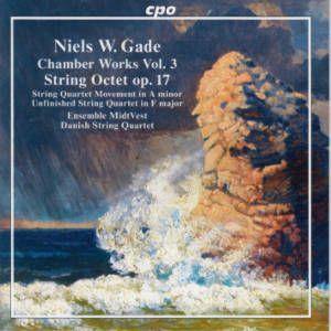Niels W. Gade, Chamber Works Vol. 3 / cpo