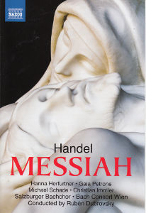 George Frideric Handel, Messiah / Naxos