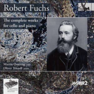 Robert Fuchs, The complete works for cello and piano / TYXart
