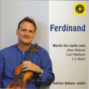 Ferdinand, Works for violin solo / EigenArt