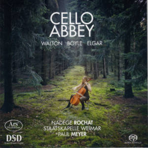 Cello Abbey, Walton Boyle Elgar / Ars Produktion