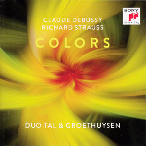 Colors, Claude Debussy • Richard Strauss / Sony Classical