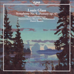 Louis Glass, Complete Symphonies Vol. 2 / cpo