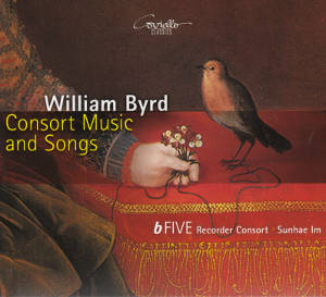 William Byrd, Consort Music and Songs / Coviello Classics