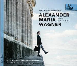 Alexander Maria Wagner, The Moscow Recording / TYXart