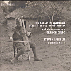 The Cello in Wartime / BIS