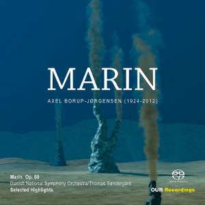 Marin, Axel Borup-Jørgensen / OUR Recordings