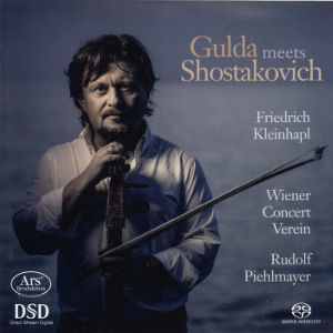 Gulda meets Shostakovich, Cello and Wind Orchestra / Ars Produktion