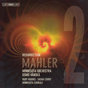 Mahler, Resurrection / BIS