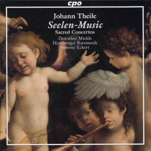Seelen-Music, Works by Johann Theile, Gregor Zuber & Christian Flos / cpo