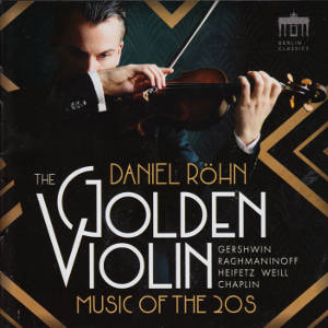 The Golden Violin, Music of the 20s / Berlin Classics